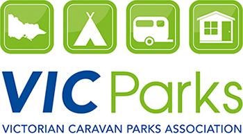 Vic Parks logo