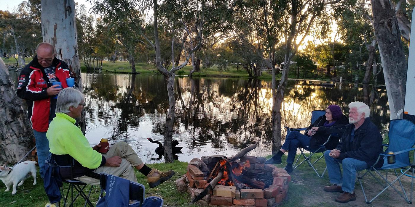 Campfires - SGGCP