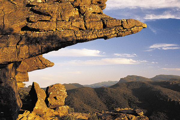Jaws of Death - Grampians National Park