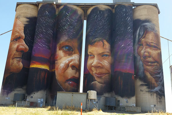 Silo Art - Western Victoria