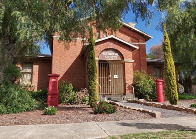 Historical Society Stawell